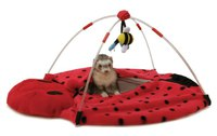 Игровой комплекс Bed Bug Play Center for Ferrets