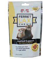 Лакомство для вывода шерсти Ferret Lax Chews, Marshall