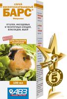 Спрей инсектоакарицидный для грызунов и хорьков, Барс